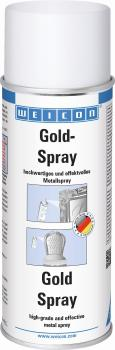 WEICON Gold-Spray 400ml (32,25€ / 1L)