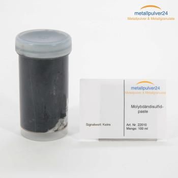 Molybdändisulfid-Paste