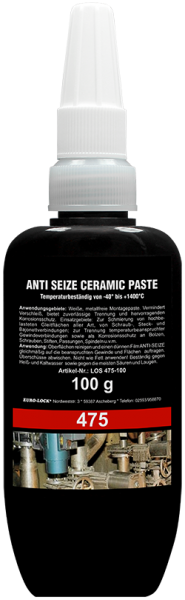 Ceramic Paste Anti-Seize 100g Tube (79,-€ / 1kg)